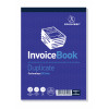 Challenge Duplicate Book Headbound Carbonless Invoice 50 Sets 195x137mm Ref 400048627 [Pack 5]