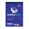Challenge Duplicate Book Headbound Carbonless Sales Invoice VAT 50 Sets Ref 400048639 [Pack 5]