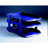 Rexel Agenda 35 Letter Tray 35mm Deep Blue