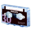 Philips Mini Cassette Dictation 30 Minutes Total 15 per Side