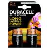 Duracell Standard Alkaline Batteries Pack 2