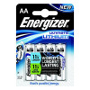 Energizer Ultimate Lithium AA4 Pack 4