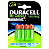 Duracell AAA Stay Charge Batteries Pack 4