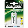 Energizer Battery Rechargeable Advanced Size 9V NiMH 175mAh HR22.5V