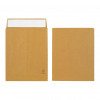 Initiative Envelope 25mm V-Base Gusset Pocketed Plain Peel n Seal 305x254x25mm 120gsm Manilla Pk 125