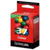 Lexmark No.37 Cartridge Colour 018C2140E