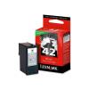 Lexmark No.42 Cartridge Black 018Y0142E