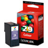 Lexmark No 29 Ink Cartridge Colour 018C1429E