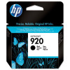 Hewlett Packard No 920 Ink Cartridge Black CD971AE