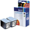 Samsung Ink Cartridge Black Pack 2 INK-M41V/ELS