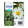 Epson T180240 18 Series Daisy Cyan Ink Cartridge