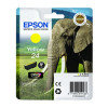 Epson T242440 24 Series Elephant Yellow Ink Cartridge
