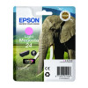 Epson T242640 24 Series Elephant Light Magenta Ink Cartridge