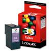 Lexmark No33 Z815/P915 Ink Cartridge Colour 018C0033E