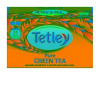 Tetley Pure Green 25 Drawstring Envelope Tea Bags 1293A