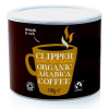 Clipper Fairtrade Instant Organic Coffee Granules Freeze Dried Tin 500g