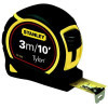 Stanley Tape Measure Pocket 3m/10 Feet Tylon