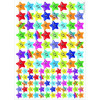 Trodat A4 Star Shapes Stickers 560 Large And 600 Small