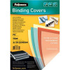 Fellowes Transparent Plastic Covers 240micron Box 100