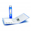 Initiative Polypropylene Coated Board Lever Arch File A4 70mm Spine Blue