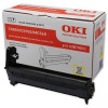 Oki 43870021 20K Yellow Drum Unit