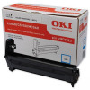 Oki 43870023 20K Cyan Drum Unit