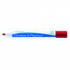 Initiative Drywipe and Flipchart Marker Xylene Free Water Resistant Red