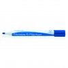 Initiative Drywipe and Flipchart Marker Xylene Free Water Resistant Blue
