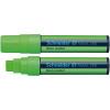 Schneider Deco Chalk Marker Chisel Tip 260 White 2-15mm