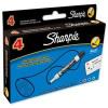 Sharpie Low Odour Wbrd Marker Bullet Tip Ast Pk 4 S0743961