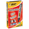 Bic 2000 Permanent Marker Bullet Wallet of 4 Assorted