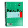 Pukka Pad Writing Pads Jotta Metallic A5 80gsm 200 Pages