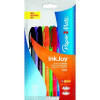 PaperMate Inkjoy 100 Ball Point Pen Assorted Pack of 10