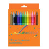 Colourworld Plastic Crayons Pack Of 288 In A Branded Display Box