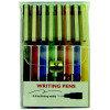 Artline 200 Fineliner Pen Assorted Wallet of 8