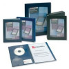 Rexel Clearview Display Book A4 Blue