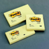 """""""Initiative Sticky Notes 76x127mm (5"""""""" x 3"""""""") Yellow """""""