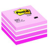 3M Post-It Notes Cube 76x76mm Energy Colours