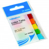 Initiative Film Index Tabs 45x12mm 20 Sheets of 5 Assorted Colours Pack 100