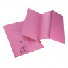 Initiative Document Wallet Foolscap Medium Weight 285gsm Pink