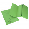 Initiative Document Wallet Foolscap Lightweight 250gsm Green
