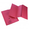 Initiative Document Wallet Foolscap Lightweight 250gsm Red