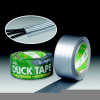 Duck Tape Multisurface 0-70 degrees C 50mmx10m Silver
