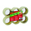 3M Scotch Low Noise Tape 48mmx66m Clear