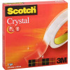 Scotch Crystal Clear Tape 19mm x66 Metres 600