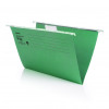 Initiative Suspension File With Tabs and Inserts A4 215gsm 85% Recycled Pack 10