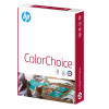 Hewlett Packard HP Color Choice Card Smooth FSC Colorlok 200gsm A4 White Ref 94301 [250 Sheets]