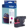 Brother Inkjet Cartridge High Capacity Magenta LC123M