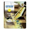 Epson No.16 Crossword Inkjet Cartridge Yellow T16244010