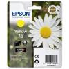 Epson No.18 Daisy Inkjet Cartridge Claria Yellow T18044010
